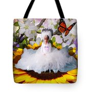 The Pure Of Heart Tote Bag