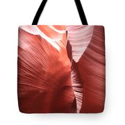 The Purple Passage Tote Bag