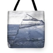 The Pyramid Tote Bag