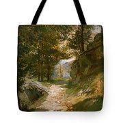 The Pyrenees Tote Bag