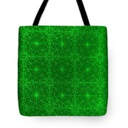 The Quantum Realm Tote Bag by Jason Padgett