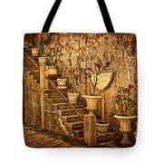 The Queen's Garden Tote Bag
