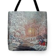The Quest Begins Tote Bag