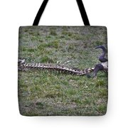 The Quick And The Dead Tote Bag