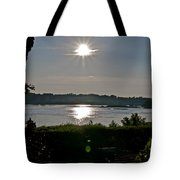 The Quiet Of The Night Tote Bag