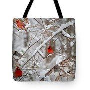 The Quiet Within The Forest Tote Bag