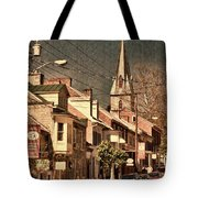 The Quintessential Semiquincentennial - Shepherdstown Wv  Tote Bag