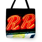 The R And R Tote Bag