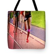 The Race By Jrr Tote Bag