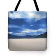 The Race Track Tote Bag