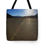 The Racetrack Tote Bag