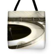 The Racing Sloop  Water Witch  Tote Bag