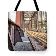 The Rails I Tote Bag