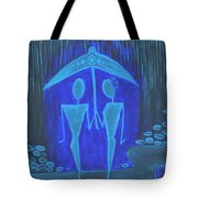 The Rainy Day Tote Bag