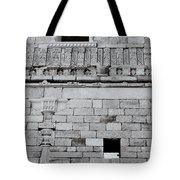 The Rajput Wall Tote Bag