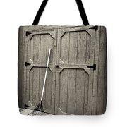 The Rake Tote Bag by Patrick M Lynch