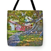 The Rancho Tote Bag