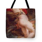 The Rape Of Ganymede Tote Bag