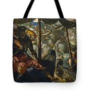 The Rape Of Helen Tote Bag