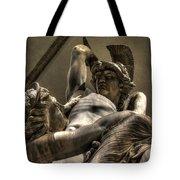 The Rape Of Polyxena Tote Bag
