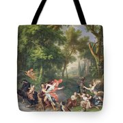 The Rape Of Proserpine Tote Bag
