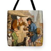 The Rat Trap Seller From Cries Tote Bag