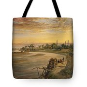 The Ravee River, From India Ancient Tote Bag