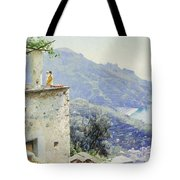 The Ravello Coastline Tote Bag