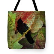 The Raven By Edgar Allan Poe  Tote Bag