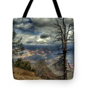 The Raven's Perch Tote Bag