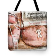 The Reading Phillies Tote Bag