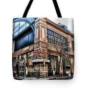 The Reading Terminal Market Tote Bag by Bill Cannon