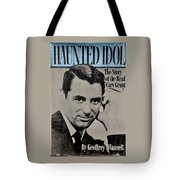 The Real Cary Grant Tote Bag