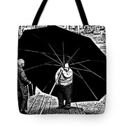 The Really Big Umbrella Tote Bag