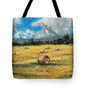 The Reaping Tote Bag
