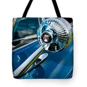 The Side View Mirror Tote Bag