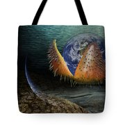The Rebirth Of The Earth Tote Bag
