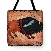 The Red  Buffalo Fresco Tote Bag