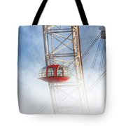 The Red Capsule Tote Bag