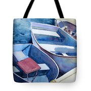 The Red Cushion Tote Bag