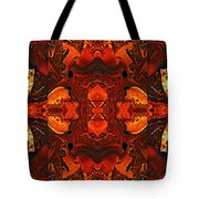 The Red Light Tote Bag