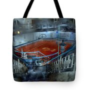 The Red Pool Tote Bag