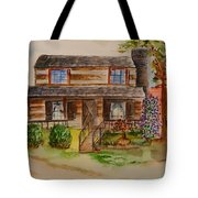 The Red Sleigh Shoppe Tote Bag