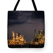 The Refinery Tote Bag