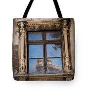 The Reflecting Castle Tote Bag