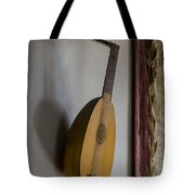 The Renaissance Lute Tote Bag