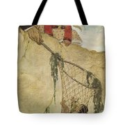 The Rescue Circa 1916 Tote Bag by Aged Pixel