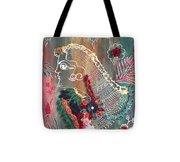 The Resident Evil Tote Bag by M Ande