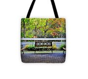 The Resting Spot Tote Bag