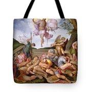 The Resurrection Of Christ, Florentine School, 1560 Tote Bag